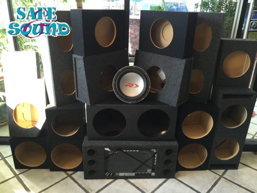 speaker-amp-subwoofer-boxes